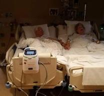Couple that was married 64 years dies holding hands