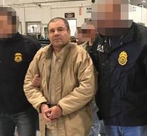 Criminal power 'El Chapo' traceable