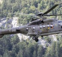 Criticism of the Swiss army due to declarations