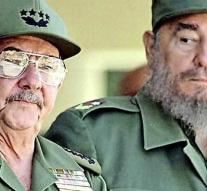 Cuba is not yet off the Castro's