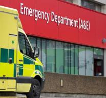 Cyber ​​attack at English hospitals