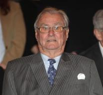 Danish Prince Consort Henrik 'retired'