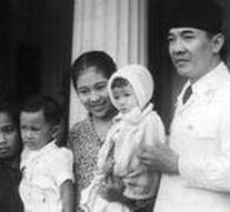 Daughter Sukarno involved in coup Jakarta