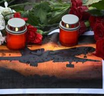 Day of mourning for air crash victims to Sochi