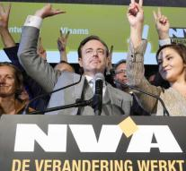 De Wever is again the largest in Antwerp