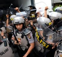 Dead after prison riots Bali