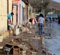 Dead and evacuations after new weather in Chile