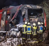 Dead and wounded by Germany train crash