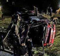 Dead by bus accident Northern Macedonia