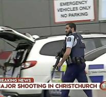 Dead in attacks on mosques New Zealand