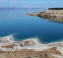 Dead Sea threatens to evaporate completely