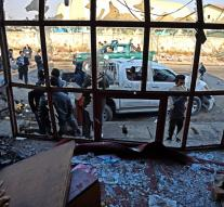 Death by suicide attack in Kabul airport