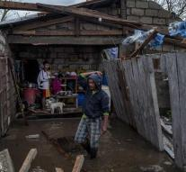 Death in Philippines by typhoon is on the rise