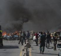 Death to death by attack in Kabul is rising