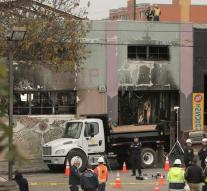 Death toll rose again after fire in Oakland