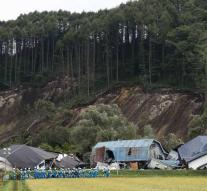 Deaths doubled due to Japan's quake