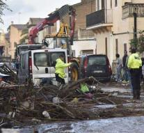 Deaths floods Mallorca is on the rise