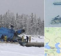 Deaths from Russia helicopter crash