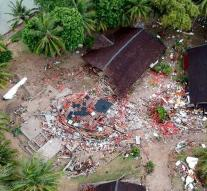 Deaths Indonesia after tsunami rises to 280