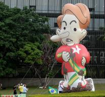 Dismissal procedure started against Rousseff