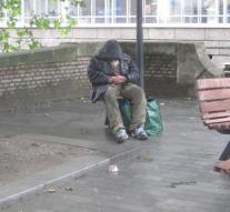 Doctors sound the alarm about the homeless in Brussels