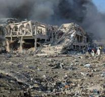 Dodental attack Mogadishu rises to 276
