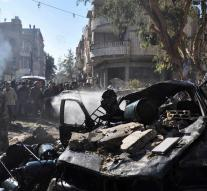 Dozens killed in attack Homs