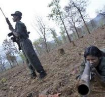 Dozens of paramilitaries killed in India