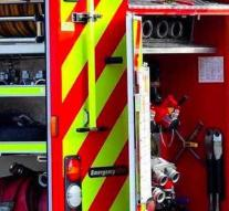 Drama by housing fire: four children died
