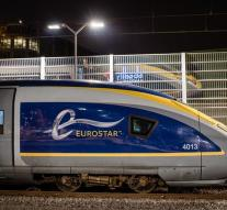 Drunk British slow down Eurostar for hours
