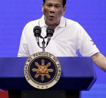 Duterte blocks law against hitting children
