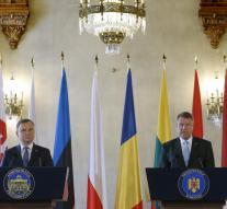 Eastern European countries concerned about Russia