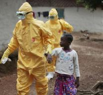 Ebola remains dormant after healing
