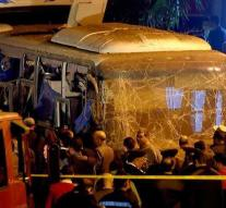 Egypt kills militants after attack on bus