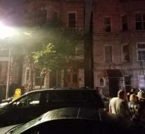 Eight dead, including six children at the Chicago fire