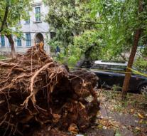Eight kill by emergency weather in western Romania