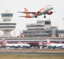 Eighty flights Berlin canceled due to strike