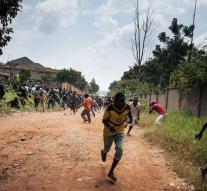 Elections of Congo are dismay
