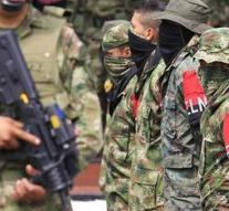 ELN rebels Colombia kill five soldiers