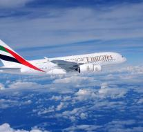 Emirates also avoids Sinai