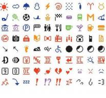 Emoji is now a museum piece