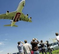 End to largest passenger plane