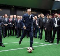Erdogan sees enemies at IOC