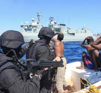 EU anti-piracy mission extended for two years