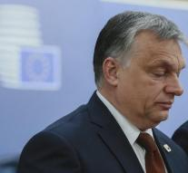 European Parliament puts Hungary in punishment