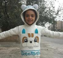 Even Syrian girl Bana (7) homeless after bombing