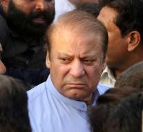 Ex-Prime Minister Pakistan sentenced to 7 years in prison