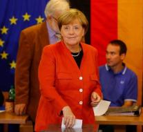 Exitpolls: Merkels CDU remains Germany's biggest party