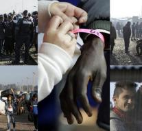 Exodus from Calais jungle continues