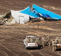 Explosives found in wreck Airbus